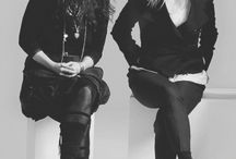 Helena Bonham Carter & Meryl Streep