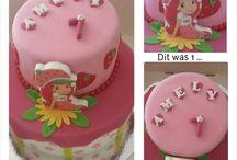 Suykerhart - Debby's Bakery (my cakes) / Taartjes door mij gemaakt