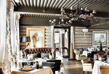 Hütten-Restaurant