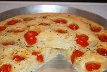 ricette - pane focacce torte salate