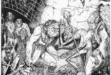illustrations - Nicholson, Russ