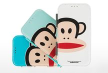 Paul Frank smartphone case Galaxy S4, S3, Note2 and Note3 / Paul Frank Original Smartphone Case  for Samsung Galaxy S3, S4, Note2 and Note3