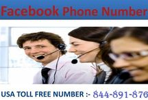facebook toll free number
