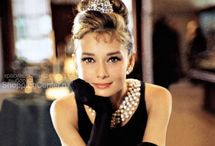 Audrey / The most amazing woman of all times. Beautiful inside out.