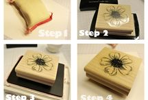 Blomme Stamp