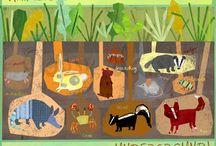 SRC 2013: I Dig Animals Underground / by Rachée Fagg