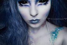cosplay/costume makeup