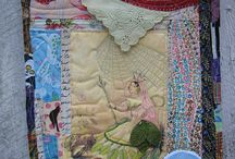 Calamity Kim Quilts / it started out with doll quilts...