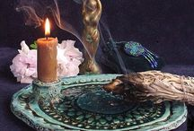 Ritual / Life is sacred when remember this it's easy to want to create rituals to honor ourselves, our world & our lives.