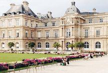 Paris. / Paris, je t'aime.