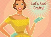 She's Crafty with DIY Shit!!! / by Alicia Hamlett