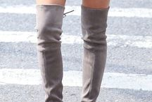 Trend: Thigh high boots