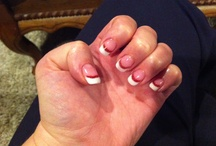 Julie's Gel Nails / Nails I personally have done.  / by Julie Funk