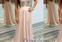 Grad dress'