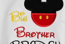Sibling Shirts and Onesies