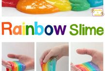 Rainbow Crafts and Activities / Rainbow Crafts and Activities for kids - Preschool Rainbow themes, St. Patrick's Day and other fun Rainbow craft ideas.