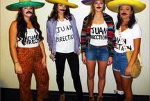 Costume group puns