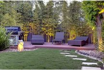 Outdoor Living / by ModernistMaude