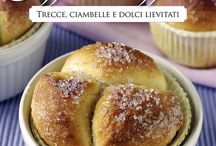 The photos of my book / SOFFICE SOFFICE trecce ciambelle e dolci lievitati