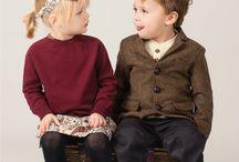 Mini Best of British Fashion / The best of British-made baby and children's wear