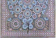 Islamic mosaic / Inspiration