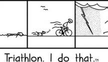 Fellow Triathletes