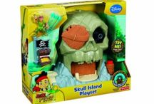 Jake and the Neverland Pirates / Jake and the Neverland Pirates Toys