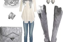 Outfits / by Suzanne Vigil
