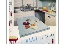 Kitchen 1950s Inspirations