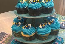 Finding Dory Bday Theme