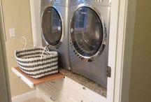 mueble lavadora