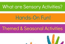 SENSORY THERAPY IDEAS