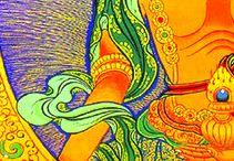 Tibetische Kultur / Gewinnen Sie Einblicke in die Vielfalt der tibetischen Kultur durch Stöbern unseres Tibet Reiseführer.