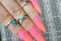 #Neon power by Evonails / 0