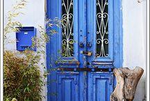 """door-porta-kapı /  """"the door is wide and open, dont go back to sleep"""""""