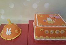 Nijntje taart / #nijntjetaart, #taartspijkenisse, #taartbestellen