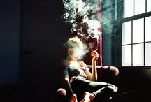 When there's smoke in the sky... †