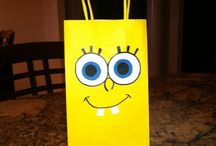 cute goodie bag paper