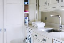 Utility rooms / Whether it's for laundry, storage or a hobby that's taking over the rest of your home, a utility room will help you organise and keep everything close to hand