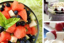 Healthy Eating / Get healthy food ideas!