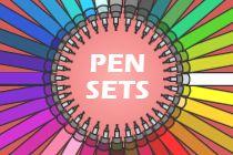 Pens for handlettering