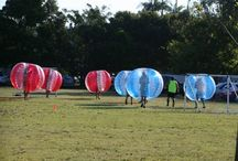 Bubble Sports / Bubble soccer, bubble football and other bubble sports.