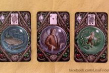 Lisa's Lenormand School / Order a Lenormand Row of Five Reading here: http://seerpathways.com/services/
