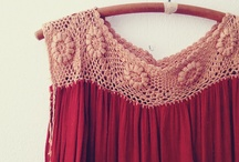 crochet - clothing / by Esther Zwagerman