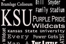 K-State Wildcats! / by Crystal Harris