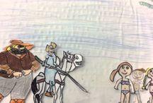 QUIXOTADAS / novas andanzas e desventuras do cabaleiro Don Quixote e o seu fiel escudeiro Sancho Panza
