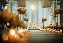 Ballroom Wedding Decoration Inspiration
