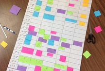 Organization / A board of curated ideas to help you stay organized as a busy SLP!