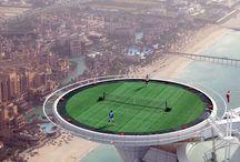 Teuerste Tennisplatz