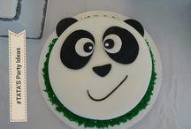 PANDA - BDAY PARTY / FESTA DO PANDA - BY TATA'S PARTY IDEAS